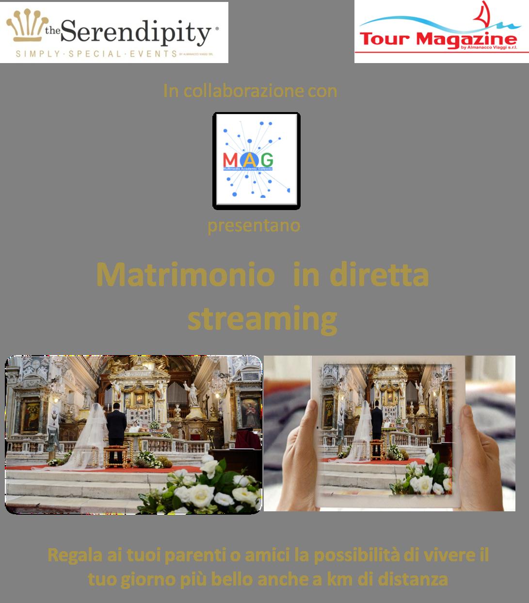 Matrimonio In Diretta : Theserendipity debutta al roma sposa con il matrimonio in